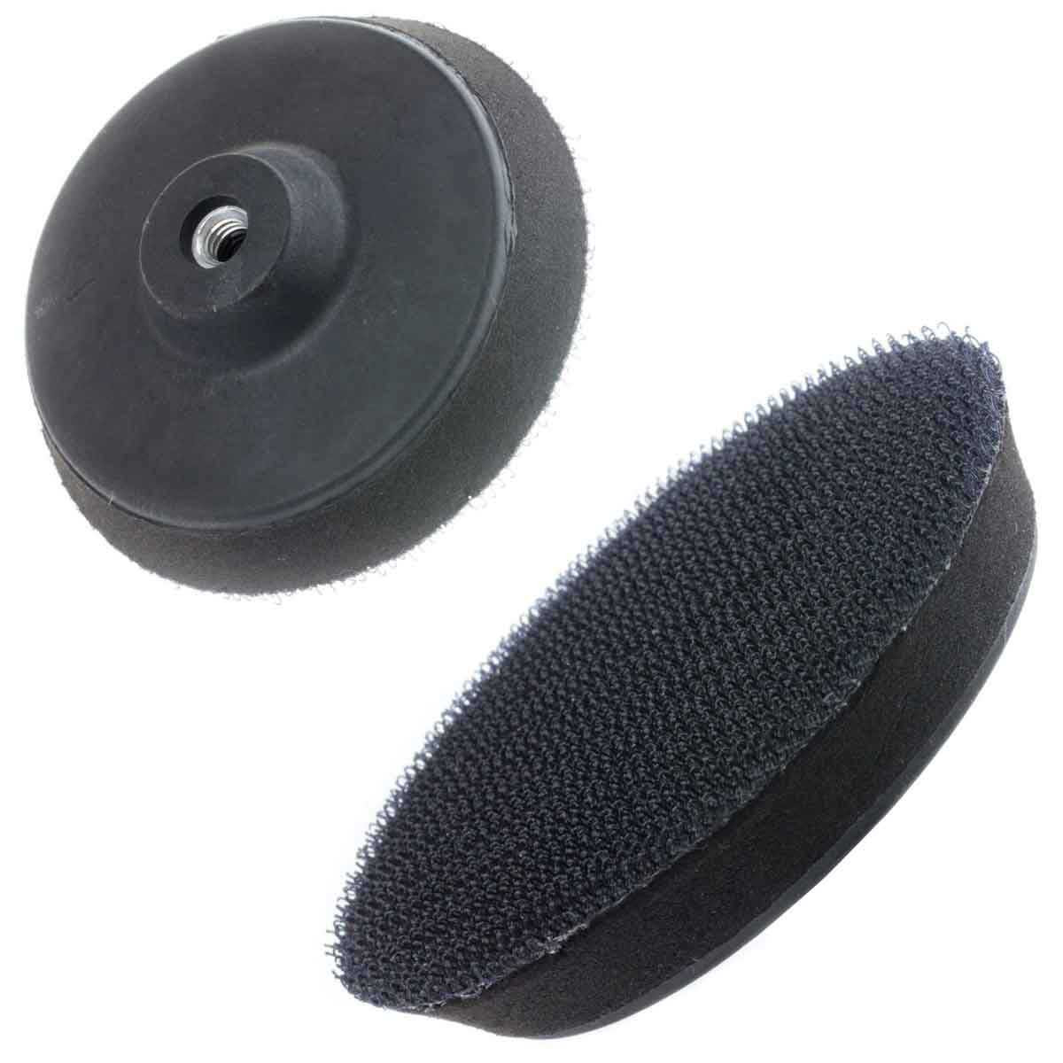 pearl abrasive 3 inch HEXPIN back up pad HEX1BPD3