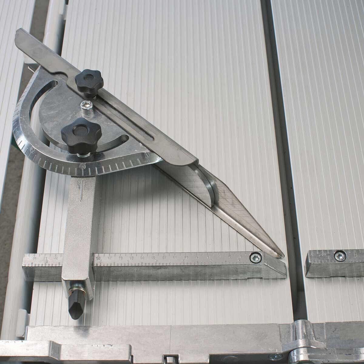 imer combi wet tile saw angle guide