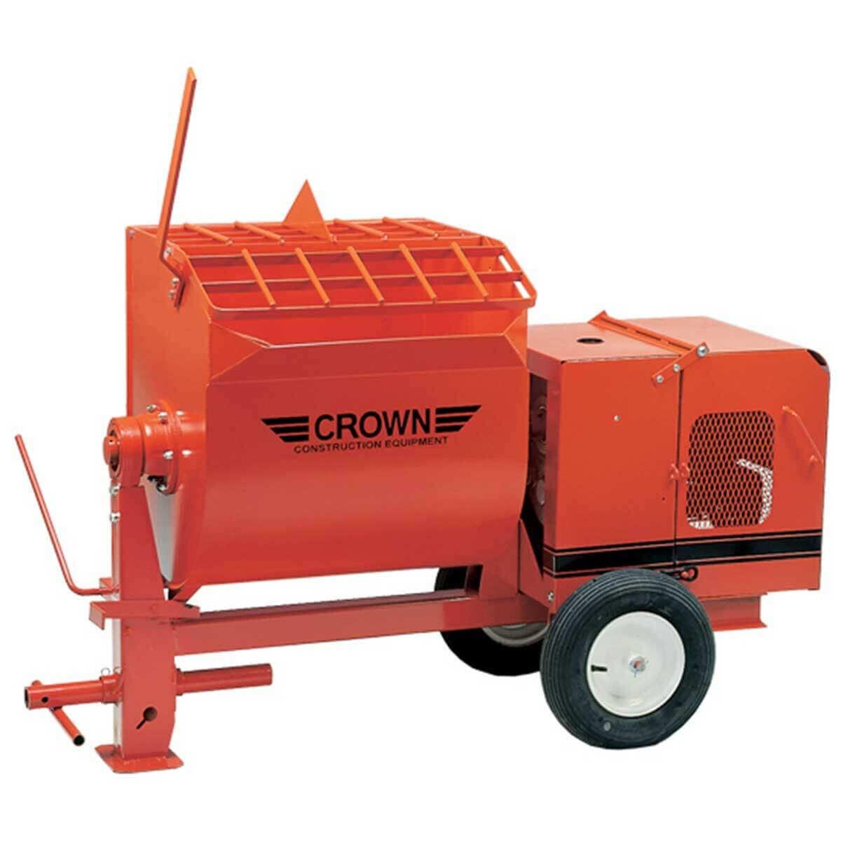 Crown Towable Mortar Mixer
