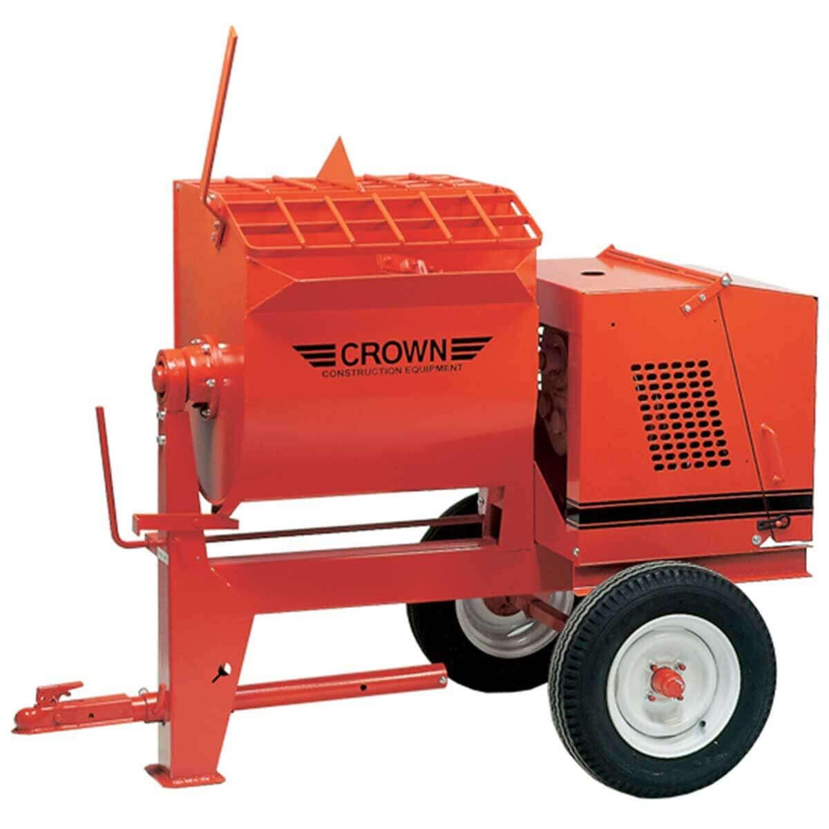 Crown Highway Towable Mortar Mixer