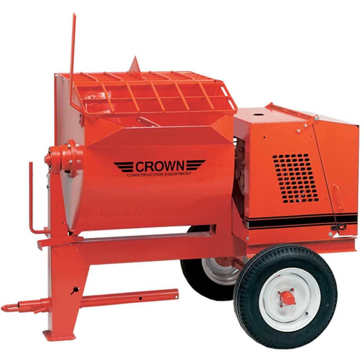 Crown Mortar Mixer
