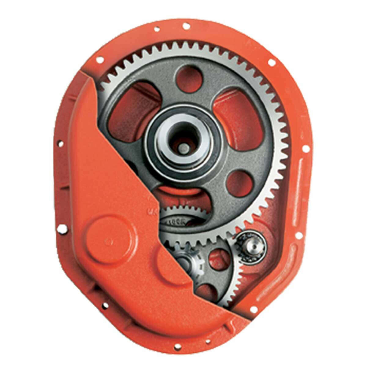 Crown Towable Mortar Mixer Gears