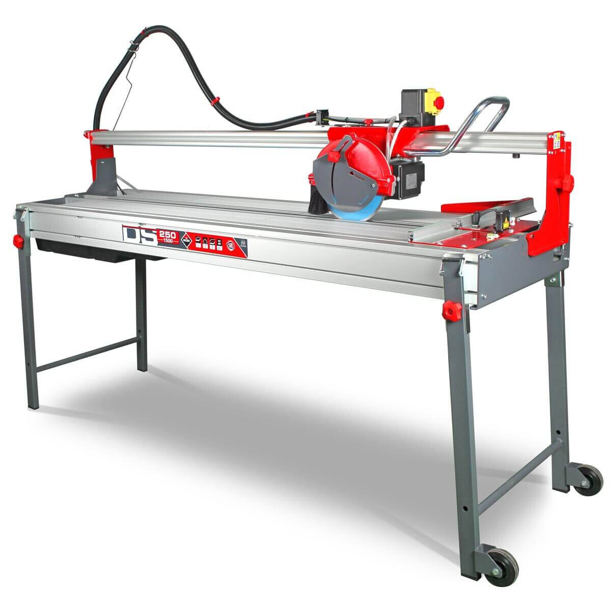 Rubi DS-250-N Stone Saw front