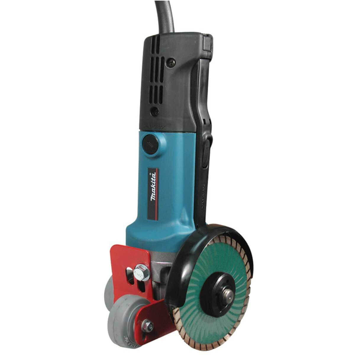 Pearl Abrasive Roller Caddy Attachment for Angle Grinders dry granite cutting blade for slab fabrication