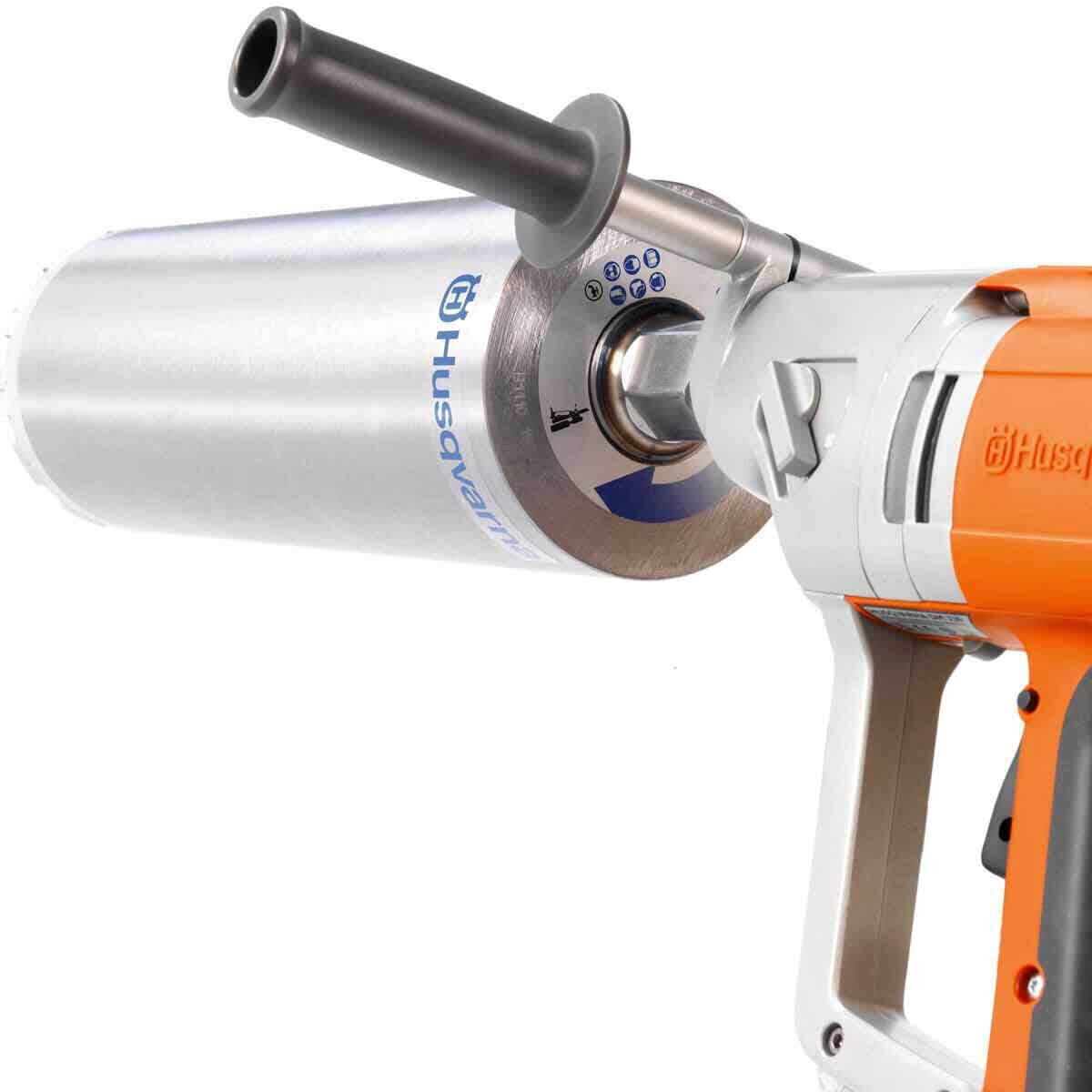 Husqvarna DM230 Core Drill with Diamond Core Bit