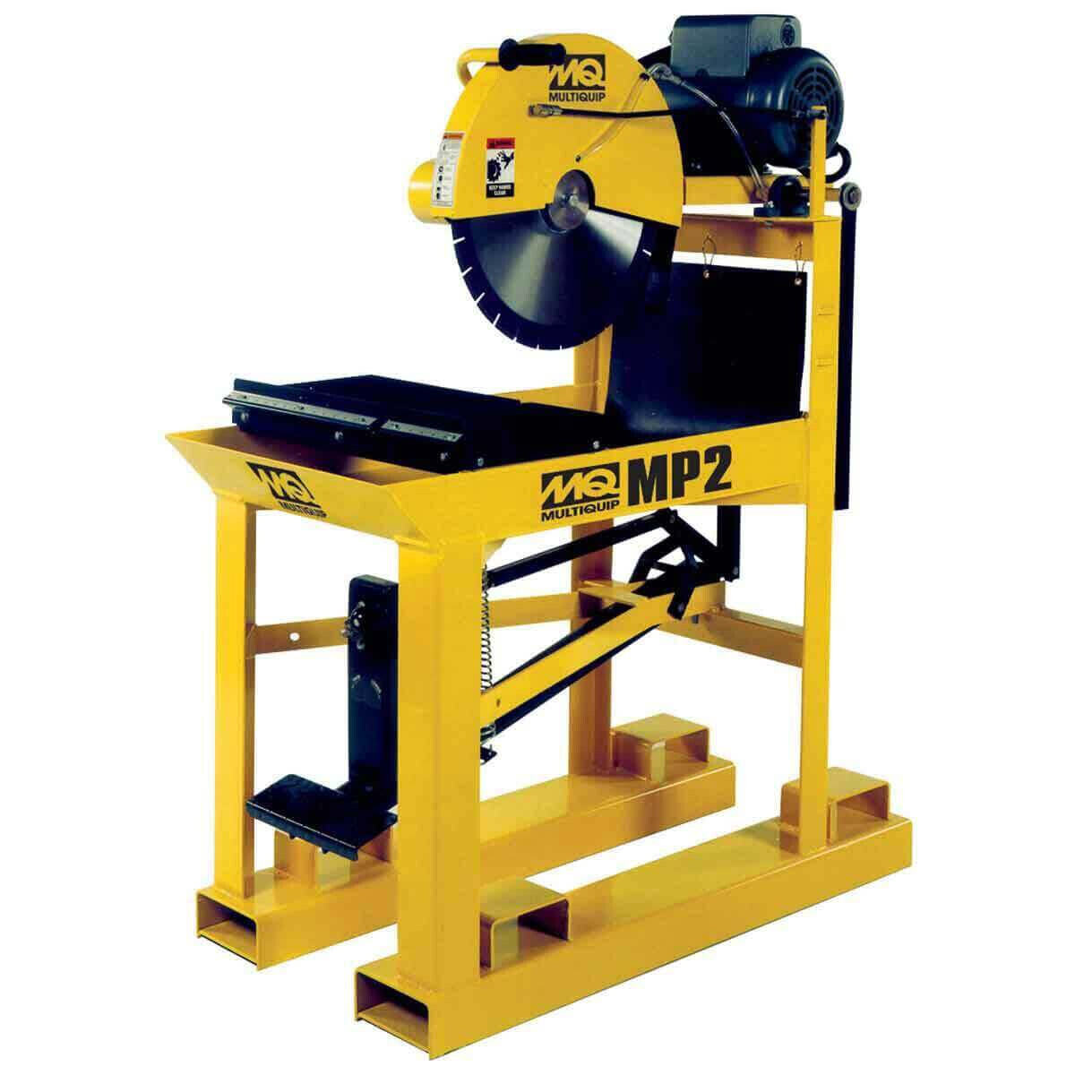 Multiquip MasonPro 2 Electric Masonry Block Saw