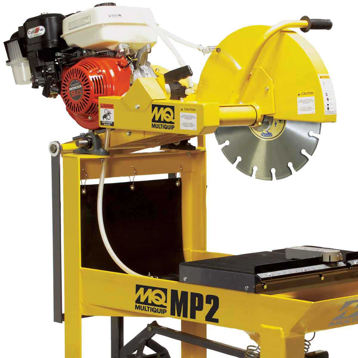 Multiquip MasonPro 2 Gas-Powered Masonry Block Saw