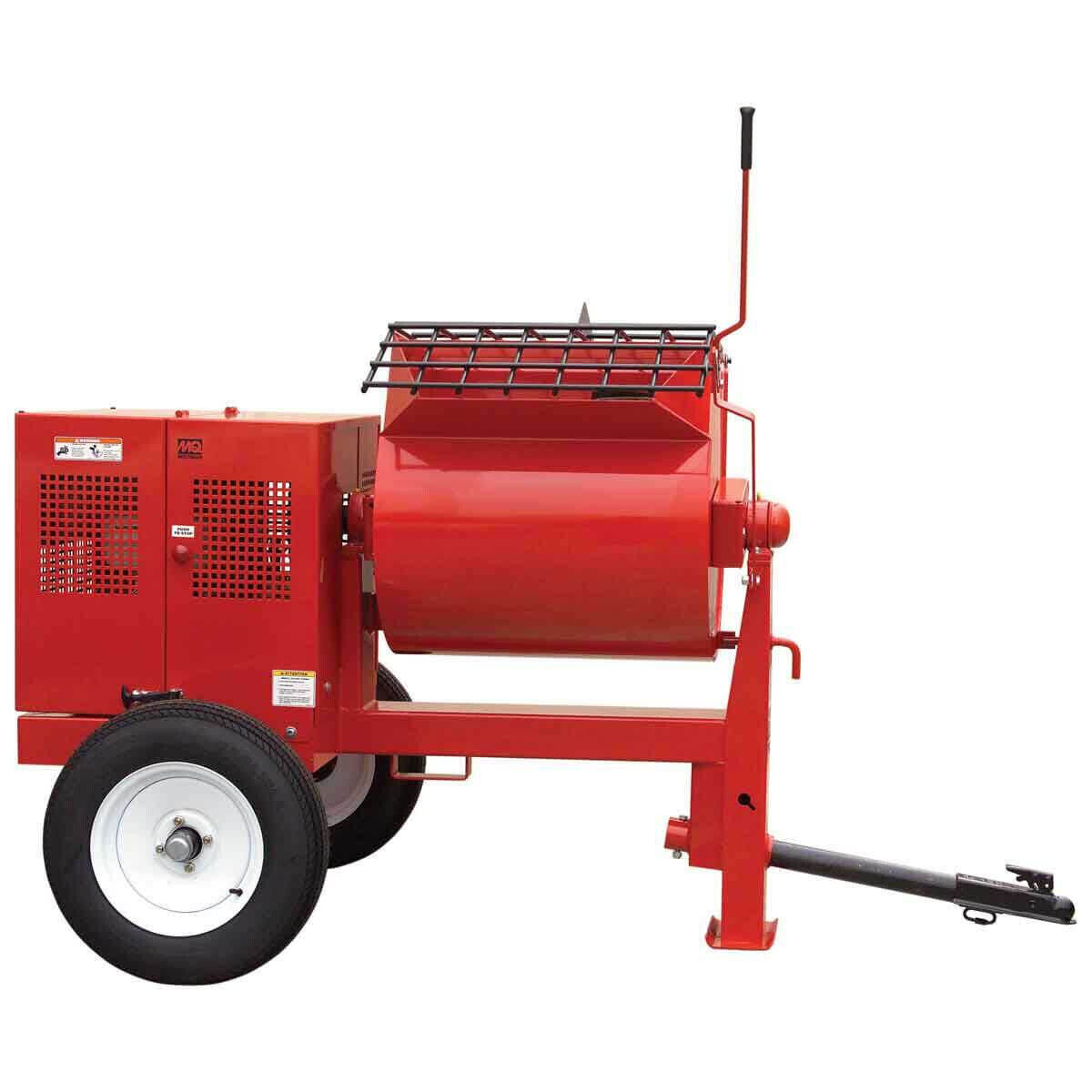 Multiquip Steel Barrel Mortar Mixer