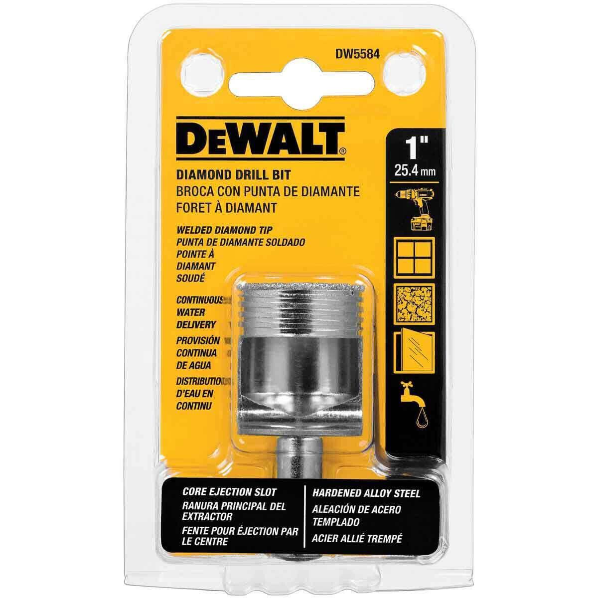 Dewalt DW5584 Diamond Drill Bit