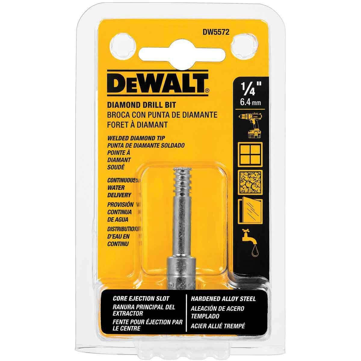 Dewalt DW5572 Diamond Drill Bit