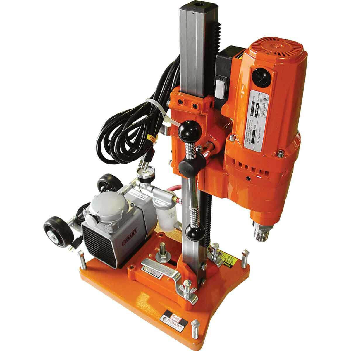 Core Bore M-1 Complete Combination Rig with Weka Motor