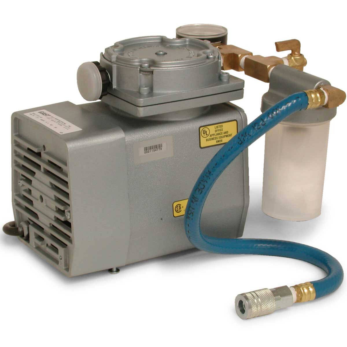 MK Diamond Gast Vacuum Pumps