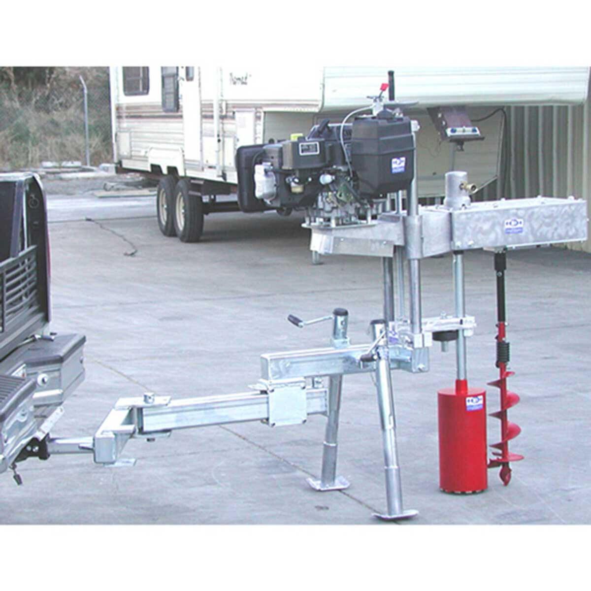 Kor-It K-1700 Mounted Drilling System