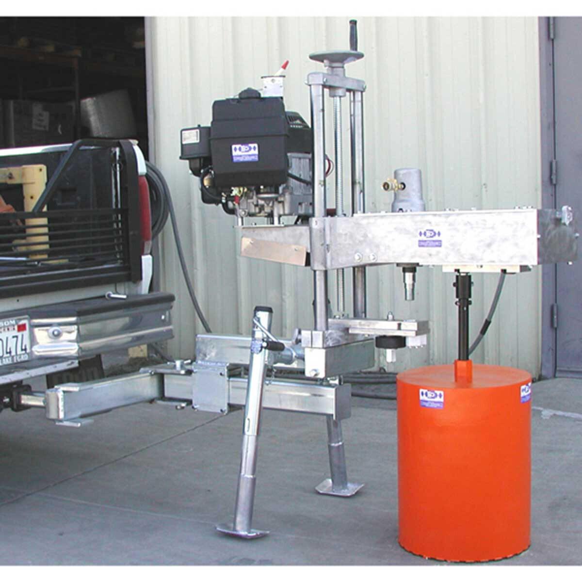 Kor-It K-1700 Flexible Position Receiver Core Drilling System