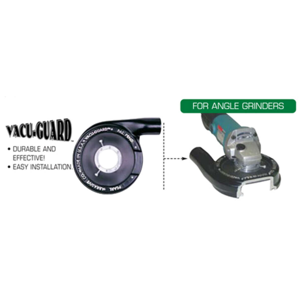 pearl vacu-guard adapter with carbide protection