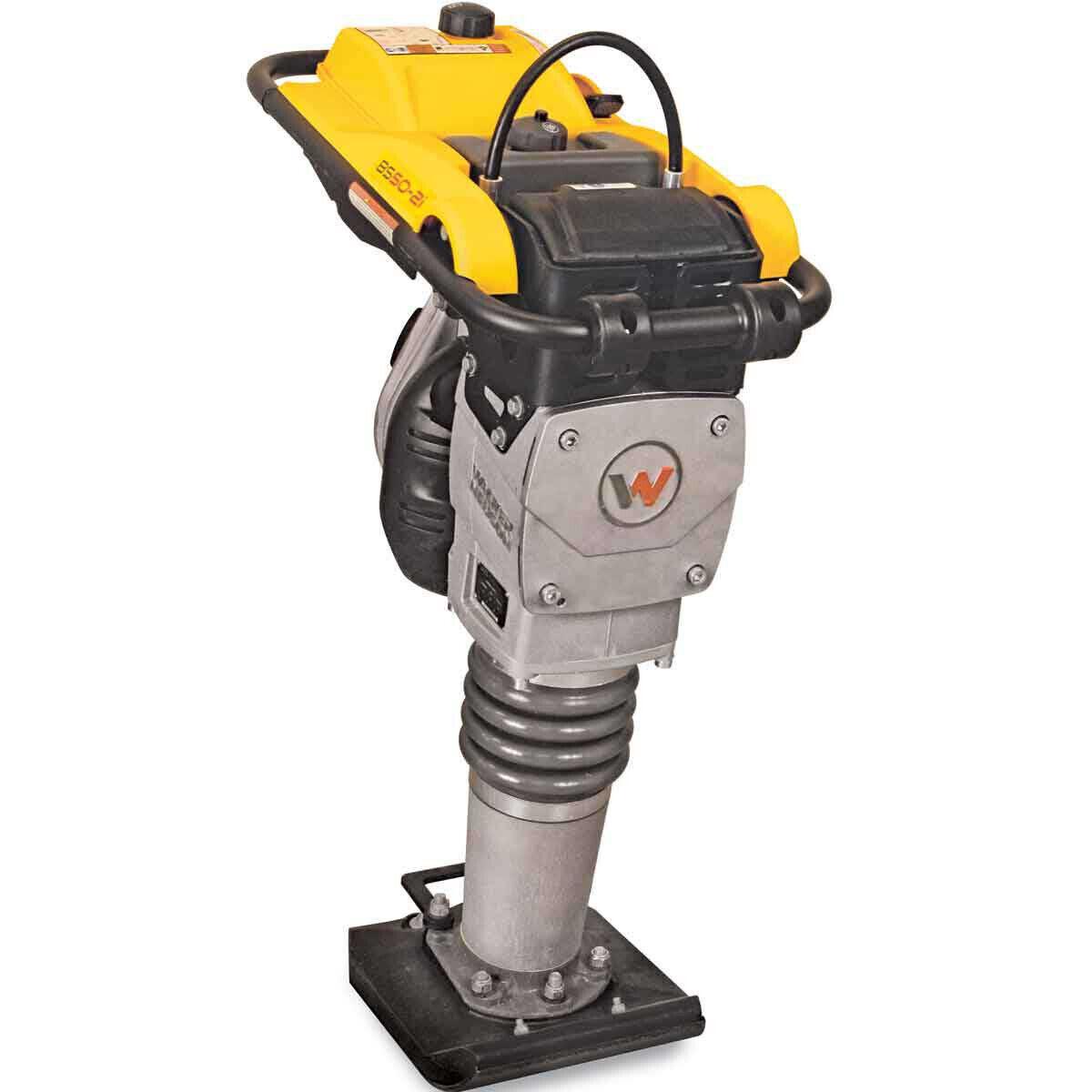 Wacker Neuson Oil-Injected BS Series Vibratory Rammer
