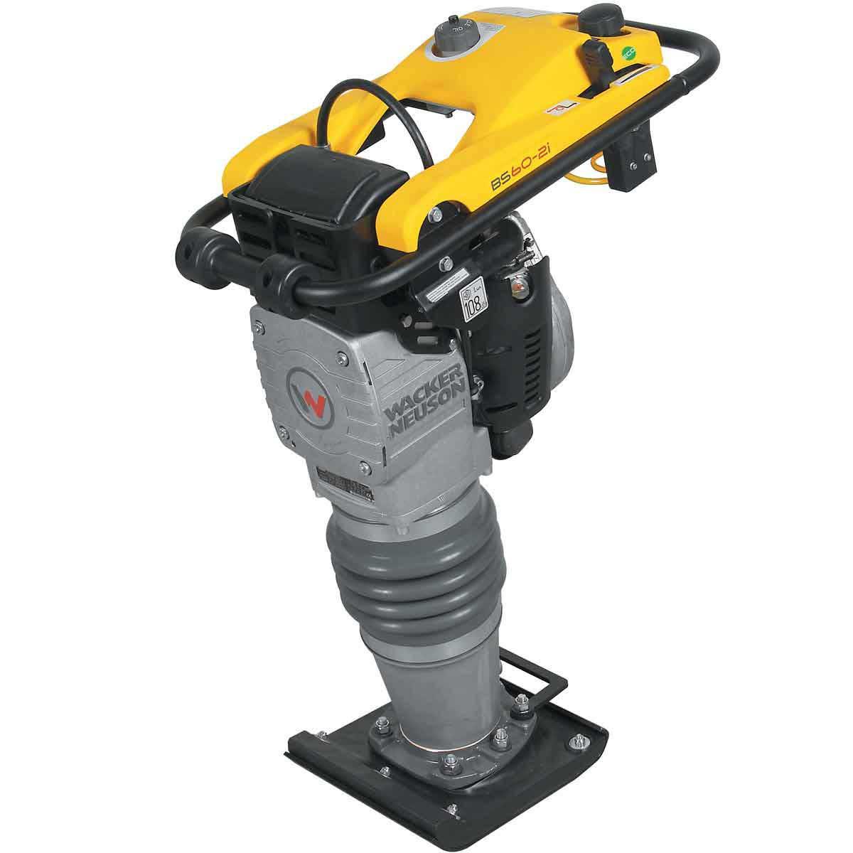Wacker Neuson BS60-2i Vibratory Rammer