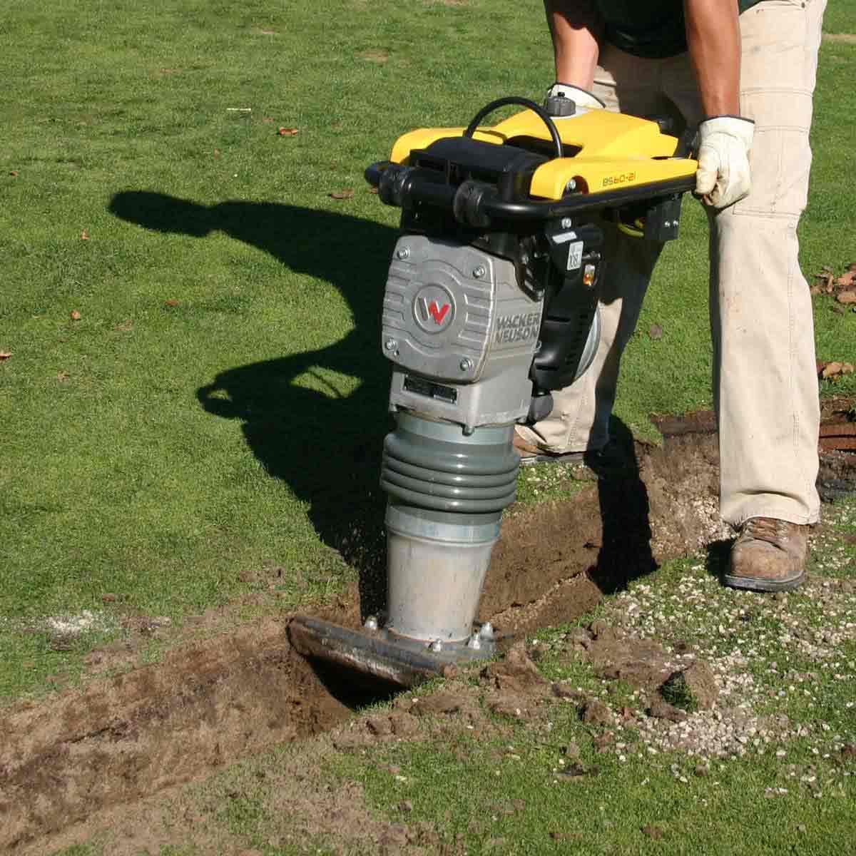 Wacker Neuson BS60-2i Soil Trench Rammer