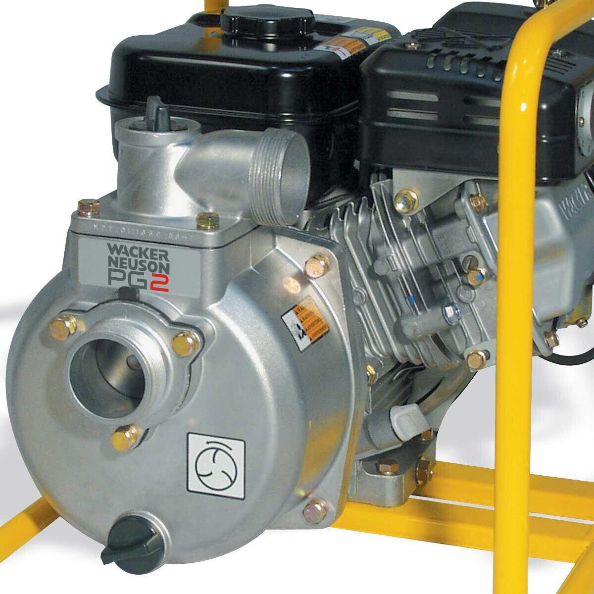 Wacker Neuson PG2A Dewatering Pump