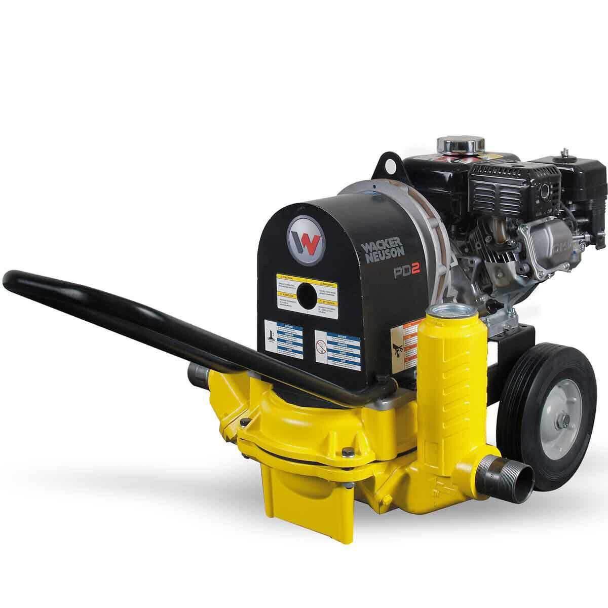 Wacker PDT 2A Diaphragm Pump