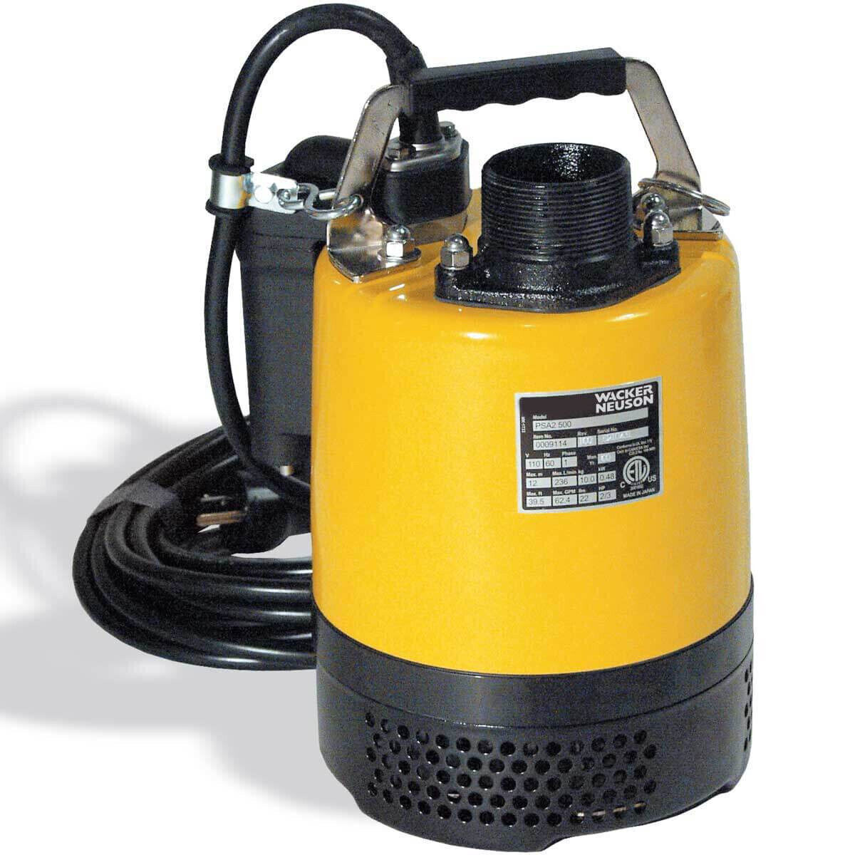 Wacker PSA 2 500 2 inch Submersible Pump