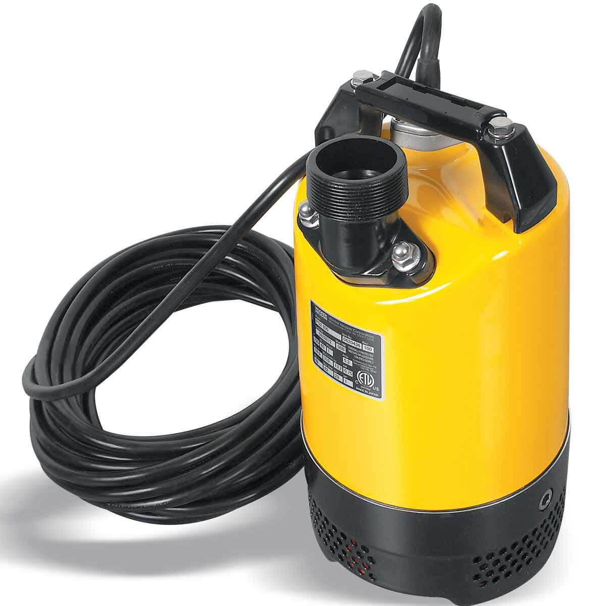 Wacker Neuson PS2-800 Electric Water Pump
