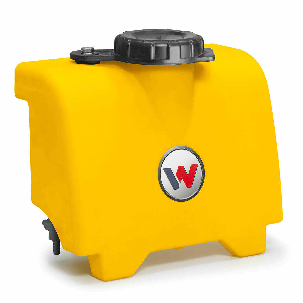 Water tank kit for WP 1540 & WP 1550 premium vibratory plates suitable for hot or cold asphalt applications