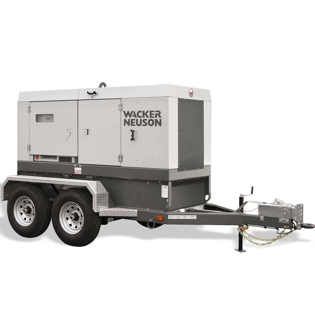 Wacker Neuson G 120 Mobile Generators