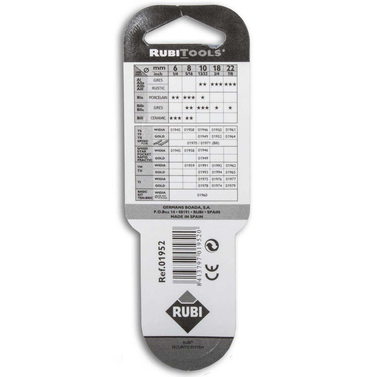 rubi premium tile scoring package