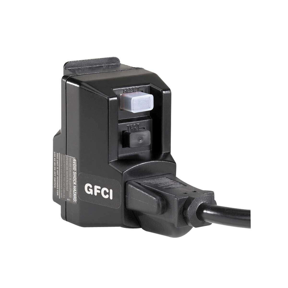 GFCI to Eliminate Shock Hazard