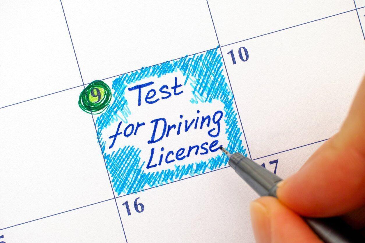 pass driver test