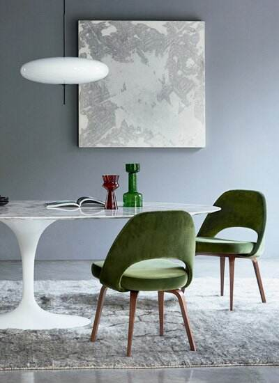 Knoll Dining Room Furniture, Modern Dining Room Chairs