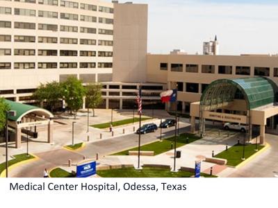 Medical Center Hospital, Odessa, TX