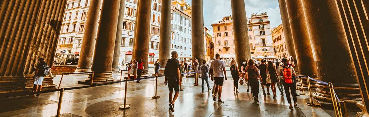 Free Rome walking tour