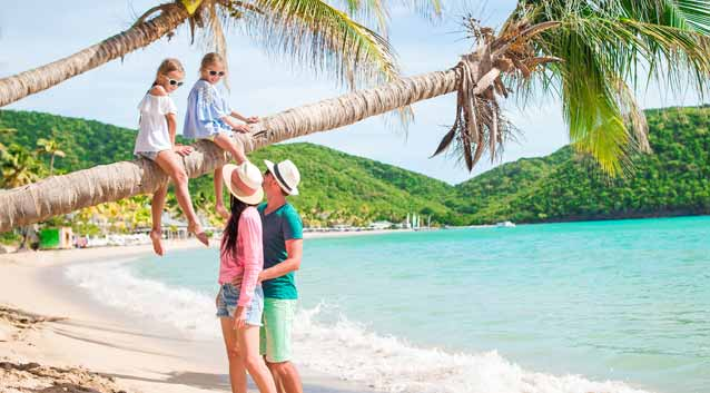 The 6 Best Caribbean Islands for Families with Kids