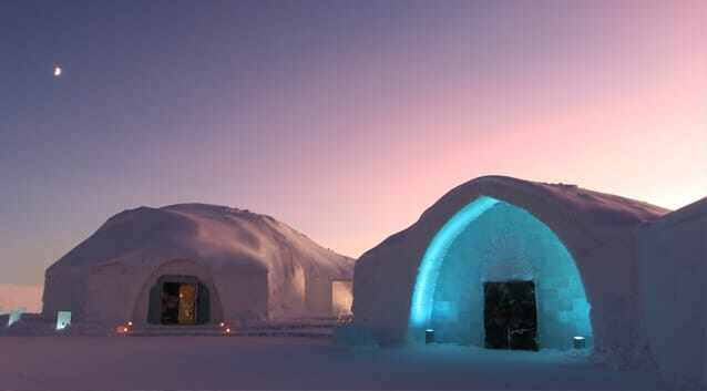 Top 10 Ice Hotels – Vacation Differently this Winter