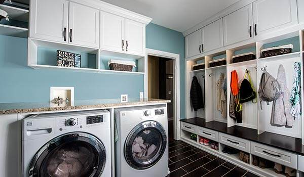 Closet Works Mudroom And Laundry Room Cabinets Storage Solutions 1