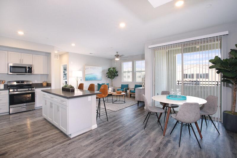 Artesa living room
