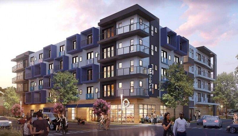 Micro Apartment Complex Planned For Artsy Austin District Building Design Construction