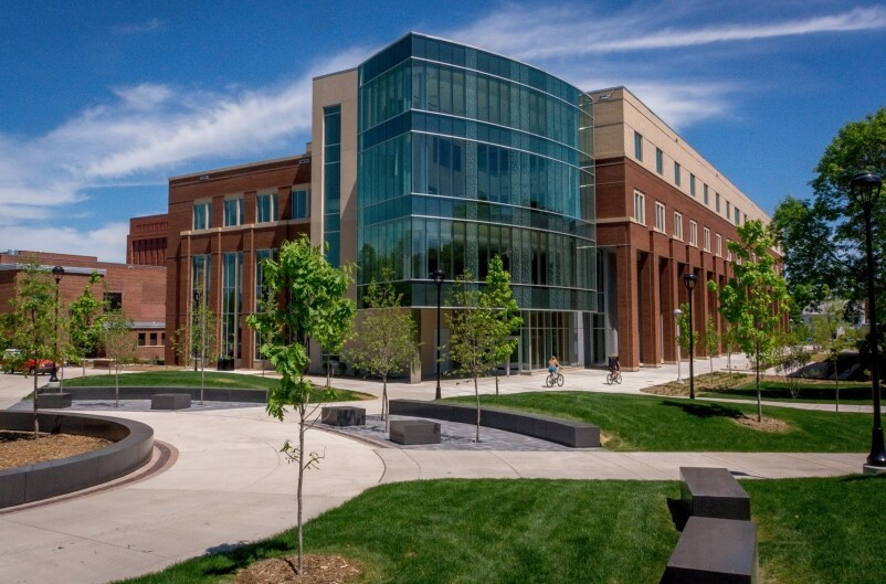 44 5 Million Centennial Hall Opens At University Of Wisconsin Eau Claire Building Design Construction