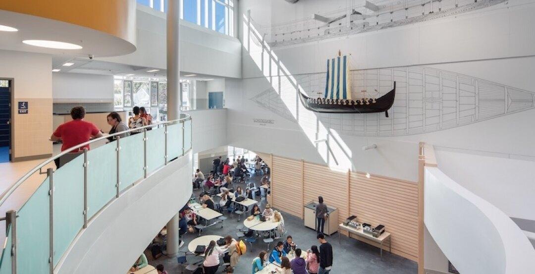 Expanding Possibilities For America S K 12 Schools Building Design Construction