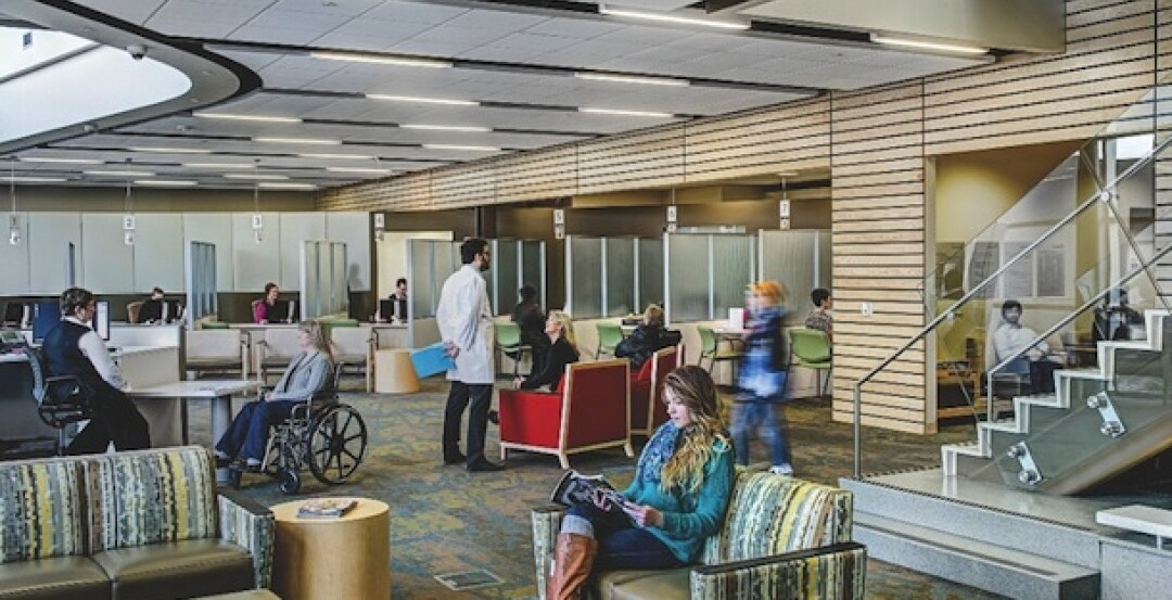 5 Radical Trends In Outpatient Facility Design Building Design Construction