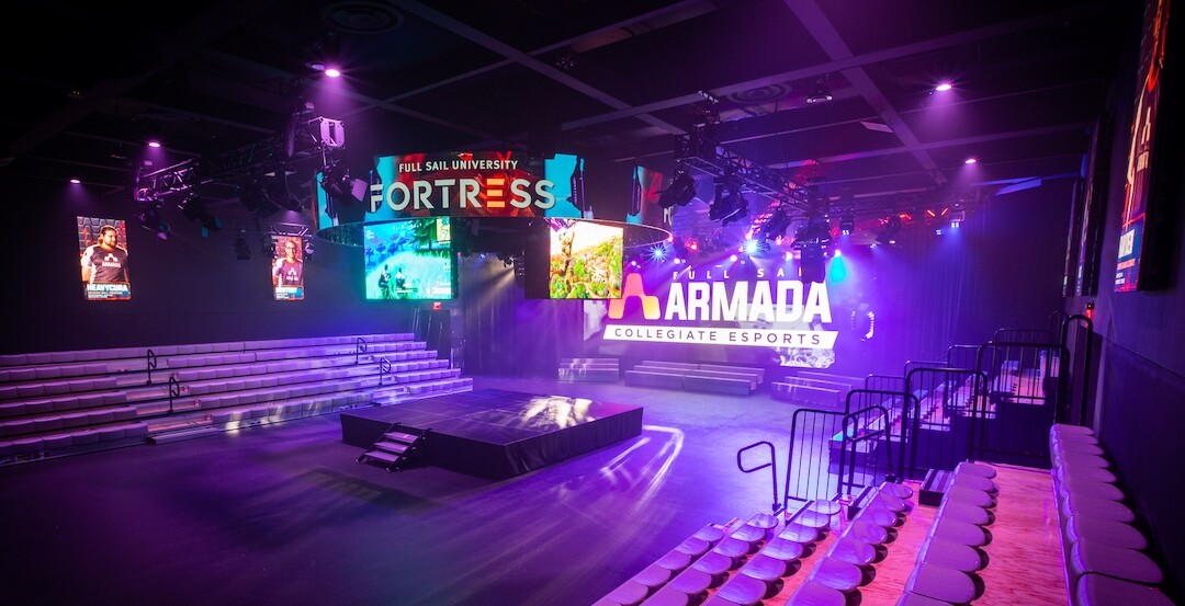 Colleges build their very own eSports arenas
