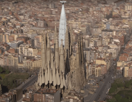 Gaudi S Sagrada Familia To Be Completed In 2026 Building Design Construction