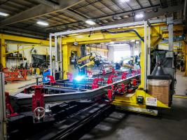 Felling Trailers Bolsters Production With Robotics Construction Equipment