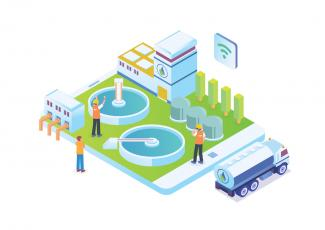 Users are undertaking a digital transformation journey to make water systems smarter, and therefore more efficient, by applying new hardware, software, and networking technologies.
