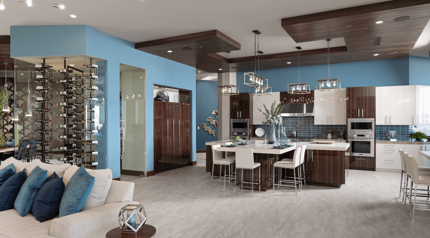 Kitchen And Bath Design The New American Home Pro Builder