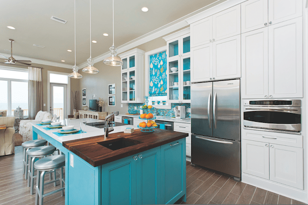 High Style Kitchens On A Budget Professional Builder