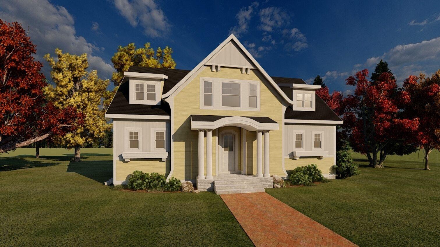 Small Home Design Architecture