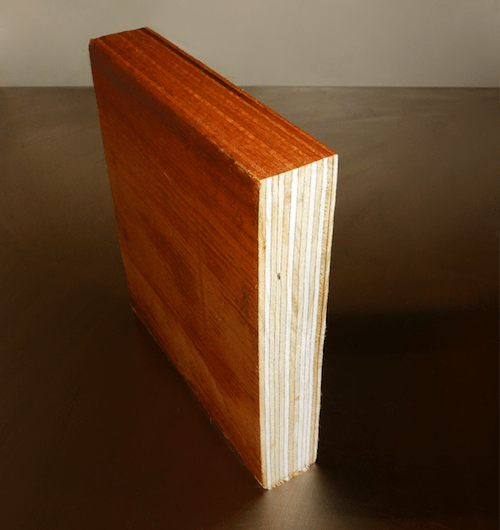 piece if laminated veneer lumber